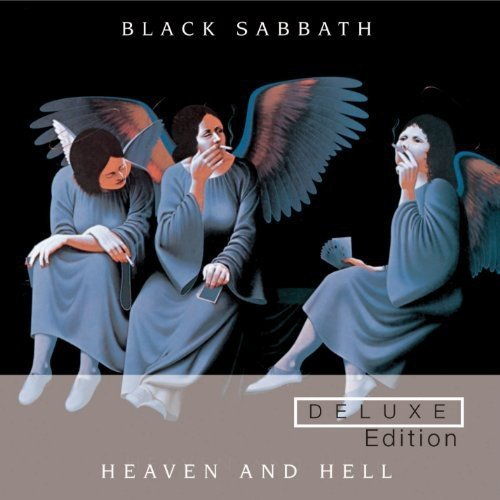 Black Sabbath Heaven & Hell Deluxe Edition ( Import Gbr