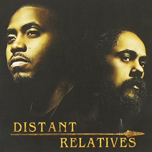 Nas & Damian Jr. Gong Marley Distant Relatives Explicit Version