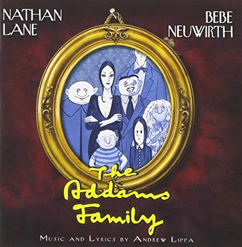 Cast Recording Addams Family