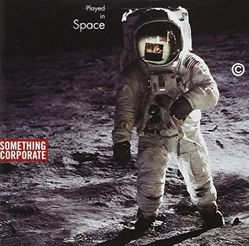 Something Corporate Played In Space! The Best Of S 2 CD