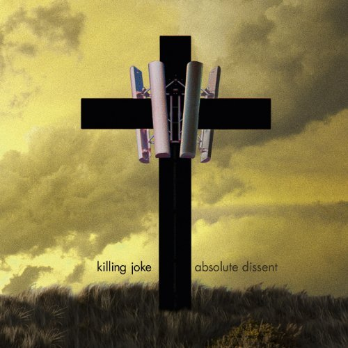 Killing Joke Absolute Dissent Explicit Version 2 CD Deluxe Ed.