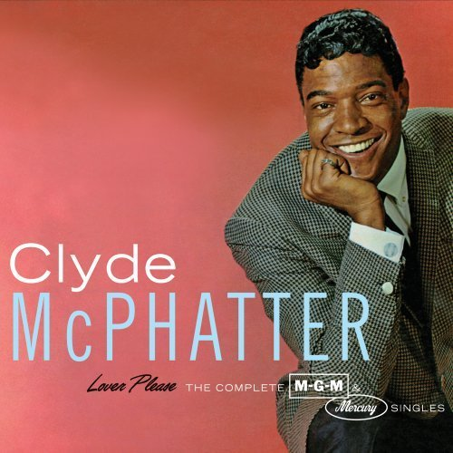 Clyde Mcphatter Complete Mgm & Mercury Singles 2 CD