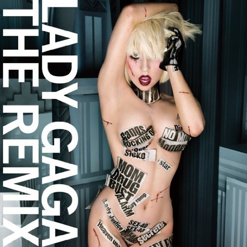 Lady Gaga Remix Import Eu