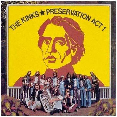 Kinks Preservation Act 1 Import Gbr