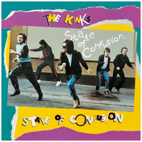 Kinks State Of Confusion Import Eu