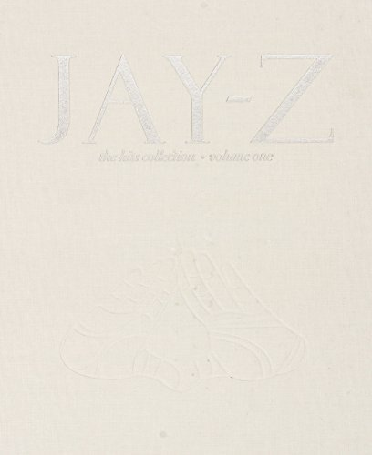Jay Z Vol. 1 Hits Collection Explicit Version 2 CD 100 Page Bok