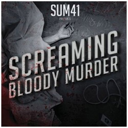 Sum 41 Screaming Bloody Murder Explicit Version