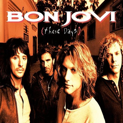 Bon Jovi These Days Special Edition Import Arg