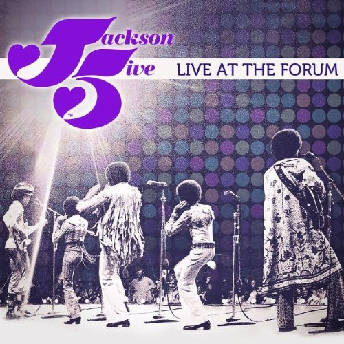 Jackson 5 Live At The Forum 2 CD