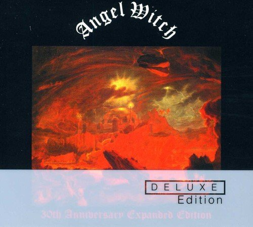 Angel Witch Angel Witch 30th Anniversary Deluxe Ed. 2 CD
