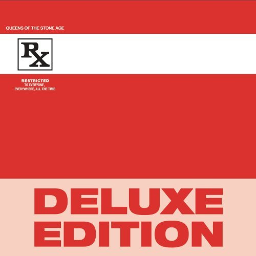 Queens Of The Stone Age Rated R 2 CD Deluxe Ed.