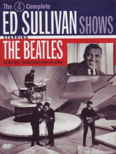 Beatles 4 Complete Ed Sullivan Shows S 2 DVD