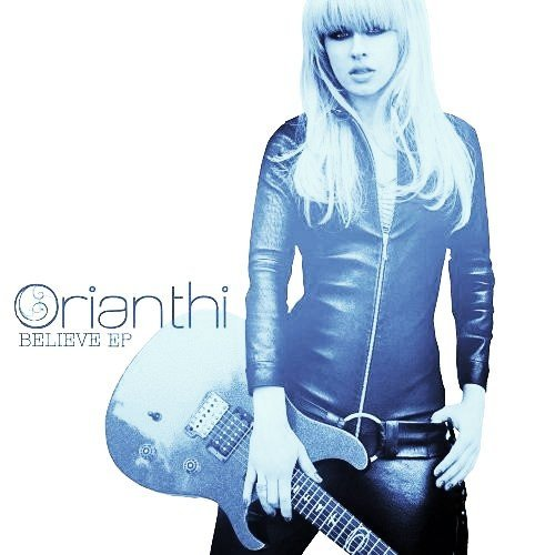 Orianthi Believe Ep Import Can