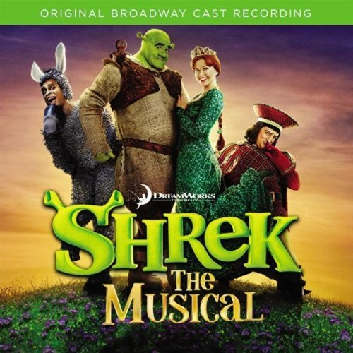 Cast Recording Shrek The Musical Incl. Bonus Track