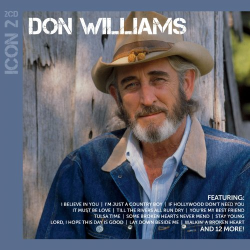 Don Williams Icon 2 CD