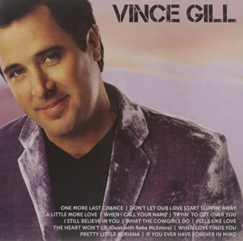 Vince Gill Icon