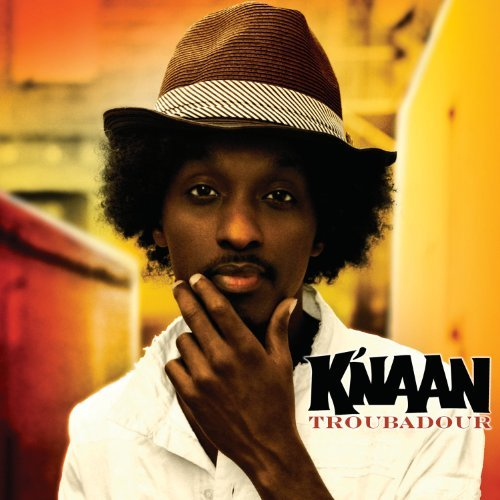 K'naan Troubadour Explicit Version Incl. 3 Bonus Tracks