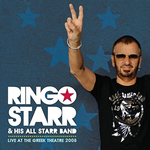 Ringo & His All Starr Ba Starr Live At The Greek Theatre 2008