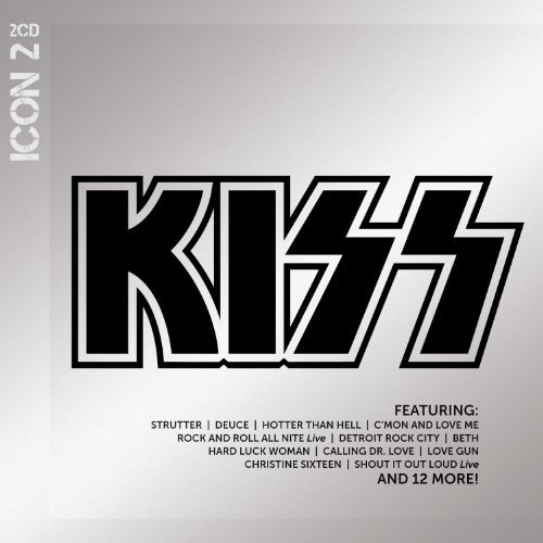 Kiss Icon 2 CD