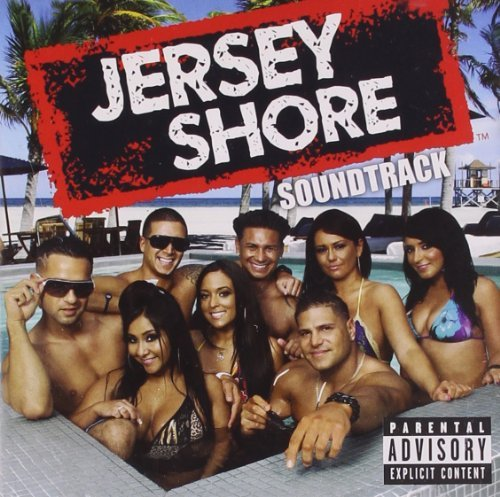 Various Artists Jersey Shore Explicit Version