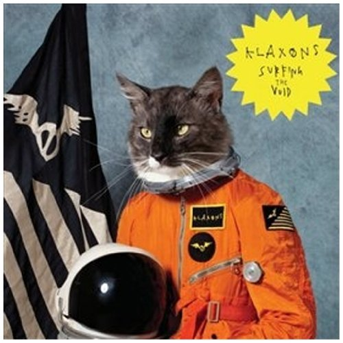 Klaxons Surfing The Void Import Eu