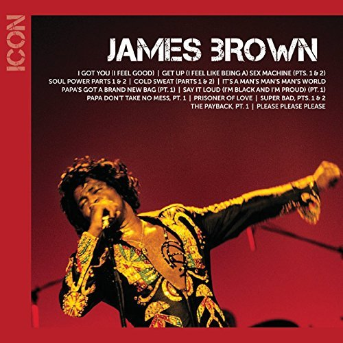 James Brown Icon