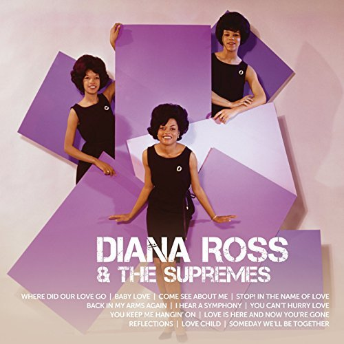 Diana & The Supremes Ross Icon
