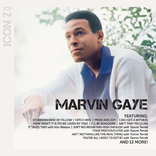 Marvin Gaye Icon 2 CD