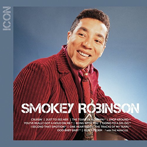Smokey Robinson Icon