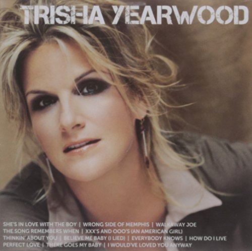 Trisha Yearwood Icon
