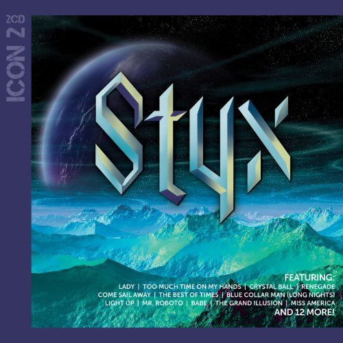 Styx Icon 2 CD