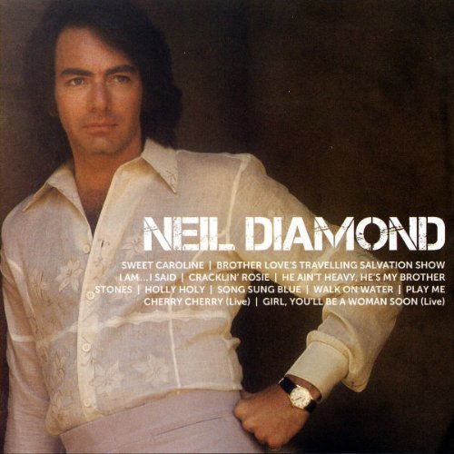 Neil Diamond Icon
