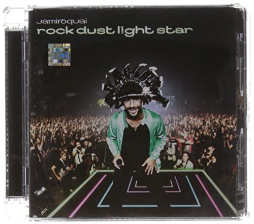 Jamiroquai Rock Dust Light Star Import Eu