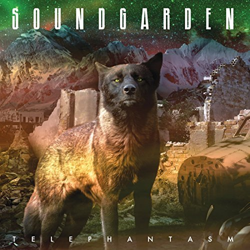 Soundgarden Telephantasm A Retrospective Explicit Version 2 CD DVD Lmtd Deluxe Ed.