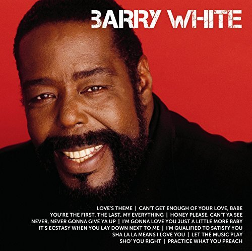 Barry White Icon
