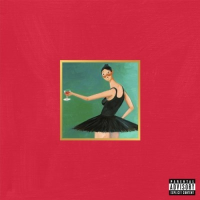 Kanye West My Beautiful Dark Twisted Fant Explicit Version