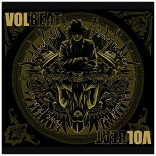 Volbeat Beyond Heaven Above Hell Deluxe Ed. Incl. DVD