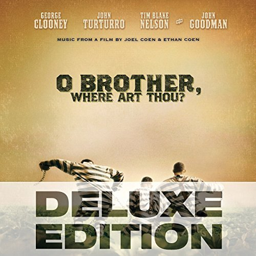 O Brother Where Art Thou? Soundtrack Deluxe Ed. 2 CD