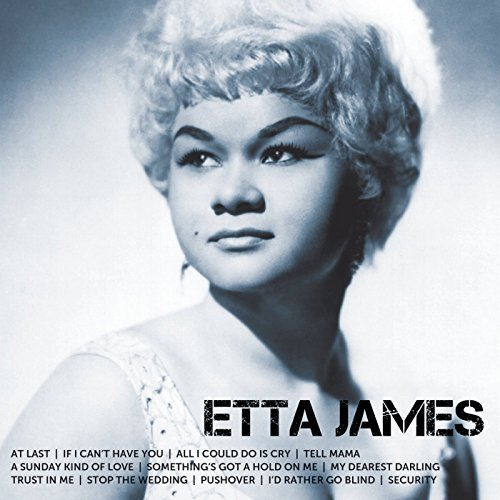 Etta James Icon