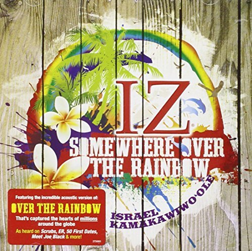 Israel Kamakawiwo'ole Somewhere Over The Rainbow Import Gbr
