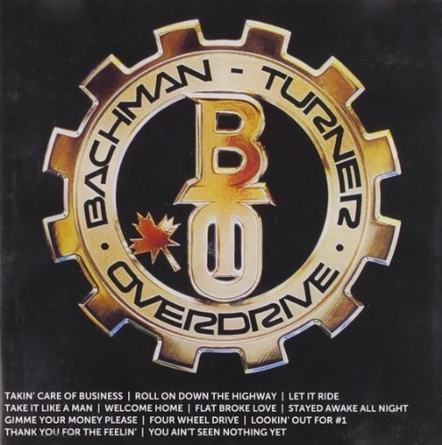 Bachman Turner Overdrive Icon