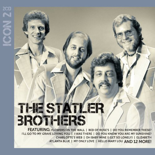 Statler Brothers Icon 2 CD