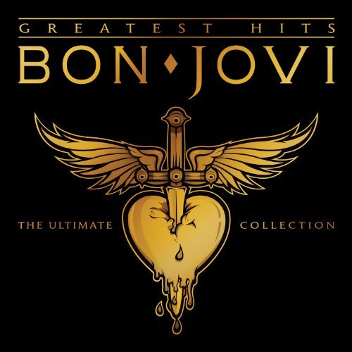 Bon Jovi Greatest Hits Ultimate Collection Deluxe Edition 2 CD