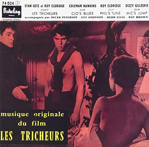 Jazz At The Philharmonic Les Tricheurs (jazz In Paris C Import Aus