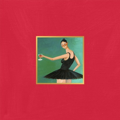 Kanye West My Beautiful Dark Twisted Fantasy Explicit Version Incl. DVD