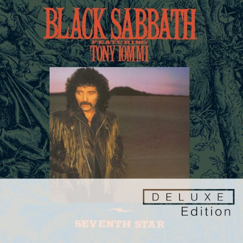 Black Sabbath Seventh Star Deluxe Edition Import Gbr 2 CD
