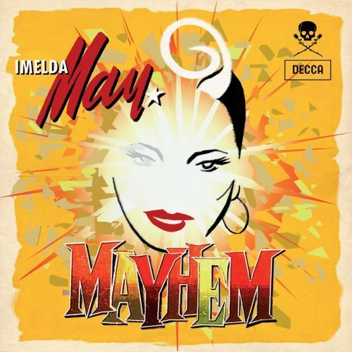 Imelda May Mayhem Enhanced CD