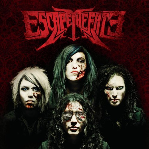 Escape The Fate Escape The Fate Deluxe Ed. 2 CD