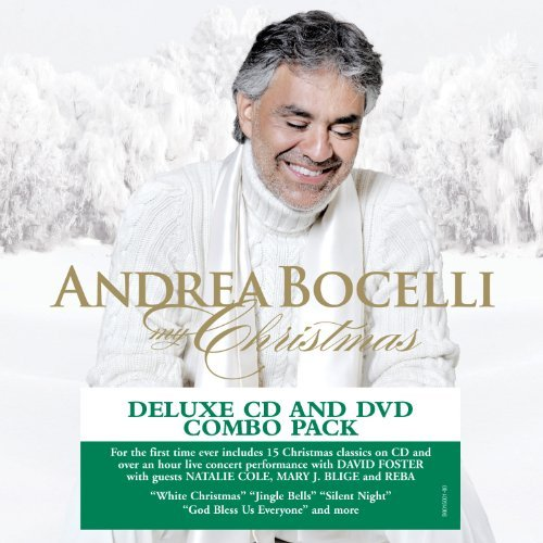 Andrea Bocelli My Christmas Deluxe Edition (c Deluxe Ed. Incl. Bonus DVD