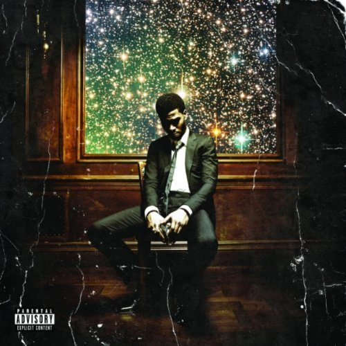 Kid Cudi Man On The Moon 2 The Legend Explicit Version 2 Lp